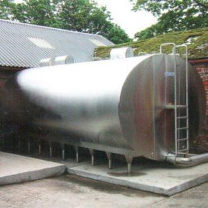 Танк-охладитель молока