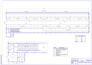 Проектирование и расчеты структуры фермы