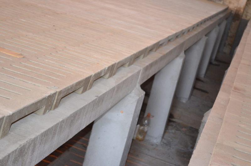 бетонные щелевые полы для свиноферм