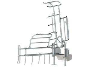 станок для опороса угловой