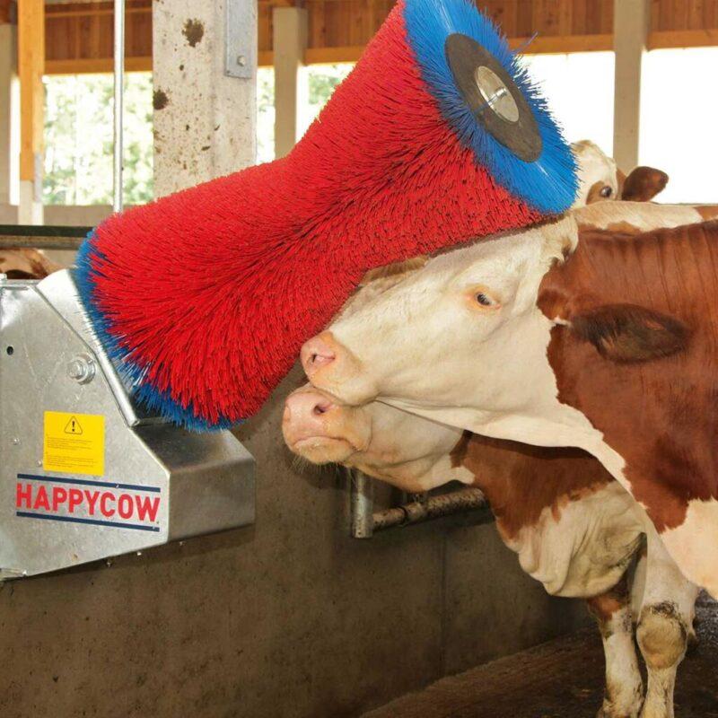 Щітка чесалка для корів