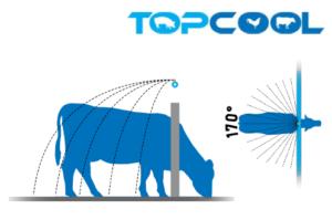Система охолодження туманом від TOPCOOL