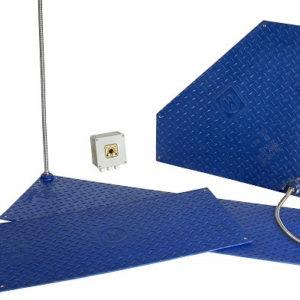 Электрический коврик для обогрева поросят
