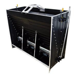 Бункерная кормушка SF3D Rotecna