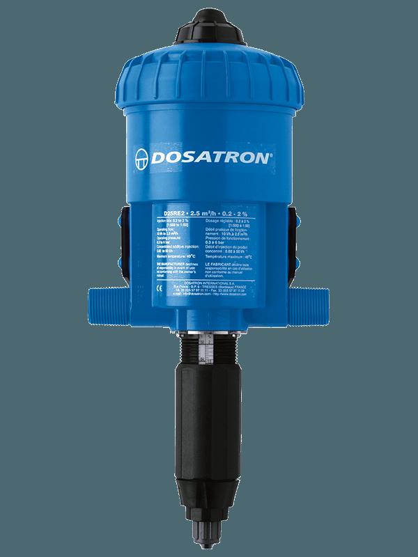 Дозатор медикатор Dosatron D25RE2